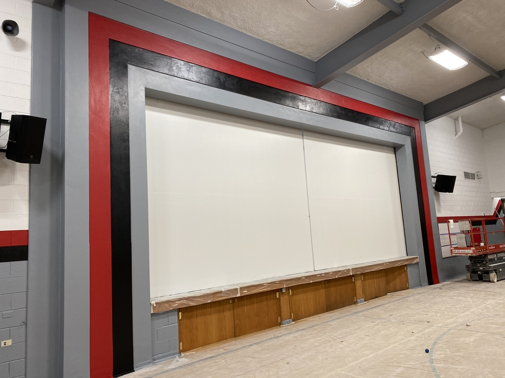 Fontana Gym Gets a Facelift