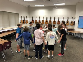 5th Grade Band Sign-up Night with Breber Music 9/23/19 at 3:30p