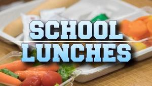 Virtual learning school lunch survey