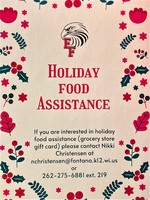 Holiday Food Assistance