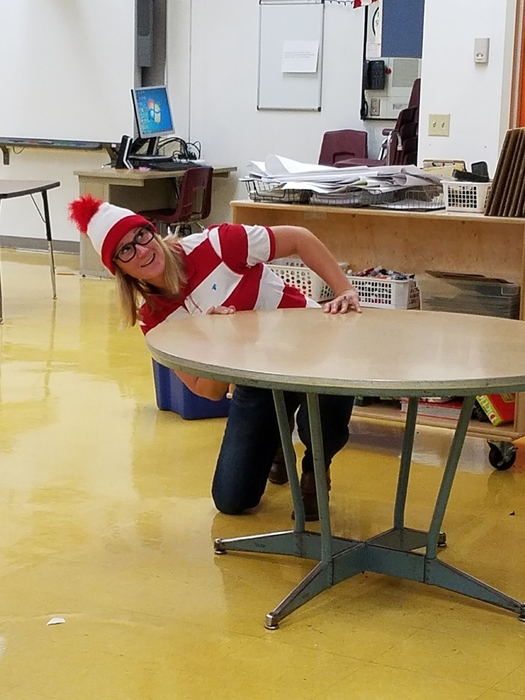 We found Waldo!