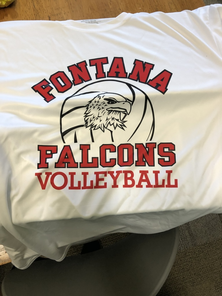 Cool VB shirts!  Thank you Mr. Larson